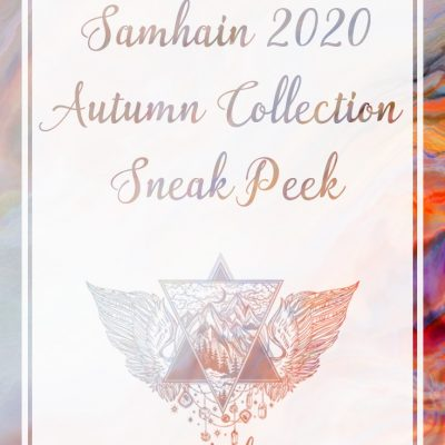Samhain: A sneek peak into the upcoming Autumn Collection 2020