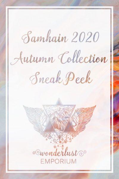Samhain Collection 2020 Sneak Peek